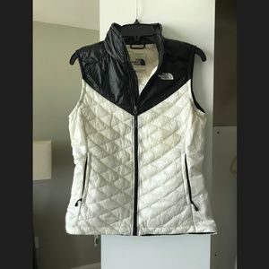 Northface two-toned vest